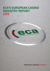 ECA European Casino Industry Report 2013